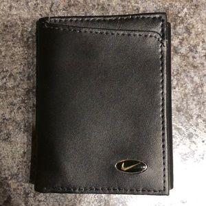 Men's nike golf wallet! New!